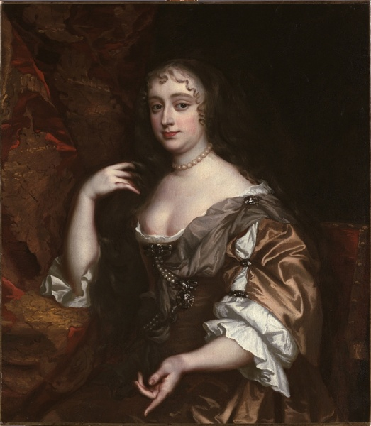 Anne Hyde by Peter Lely