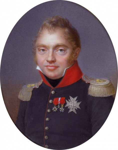 Charles Ferdinand by Jean-Baptiste-Jaques Augustin
