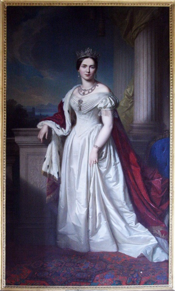 Pauline Therese by Georg Friedrich Erhardt