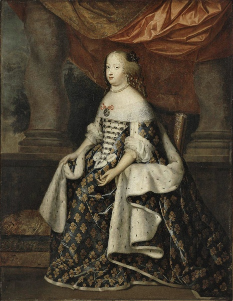 Maria Theresa by Charles Beaubrun