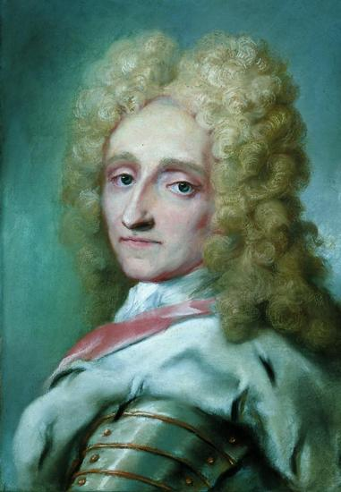 Frederick IV by Rosalba Carriera
