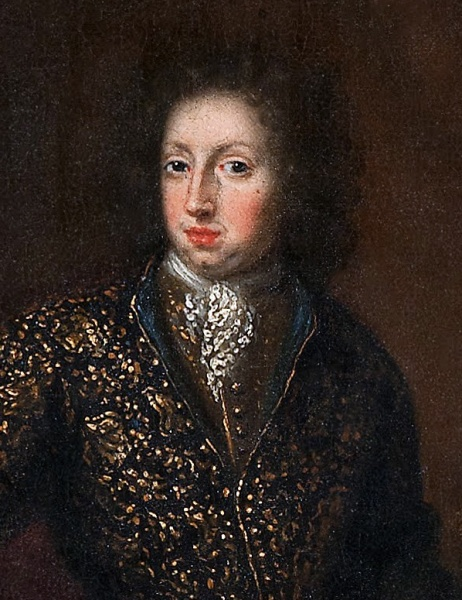 King Karl xi of Sweden
