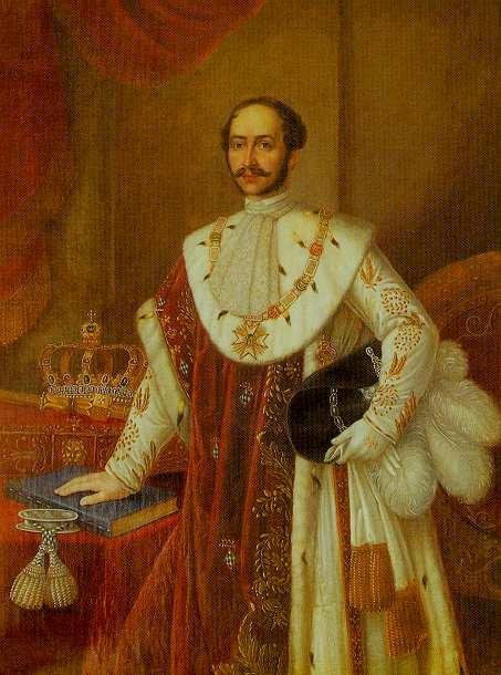 Brief Von Otto : King otto of bavaria