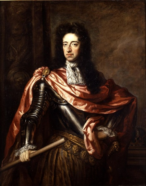 William by Godfrey Kneller
