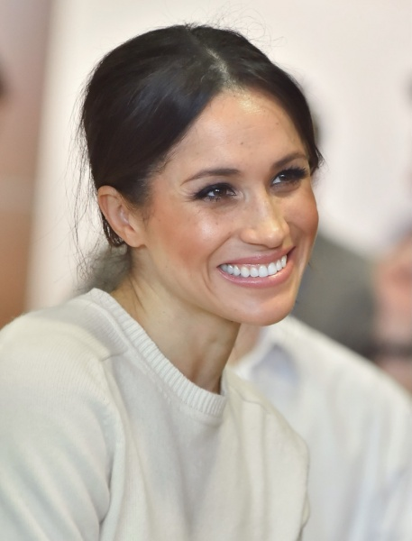 Meghan in Northern Ireland (source: Northern Ireland Office)