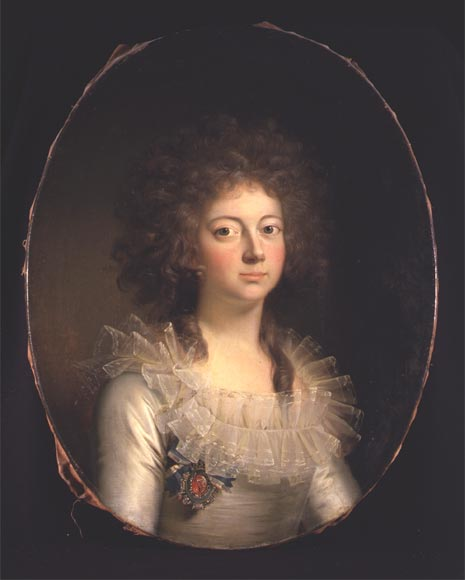 Marie Sophie by Jens Juel