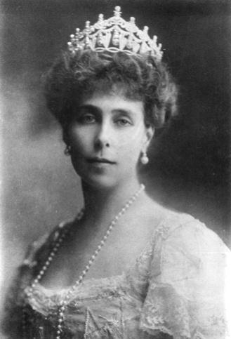 "Princess Victoria Melita of Saxe-Coburg and Gotha""Viktoria Feodorovna"""