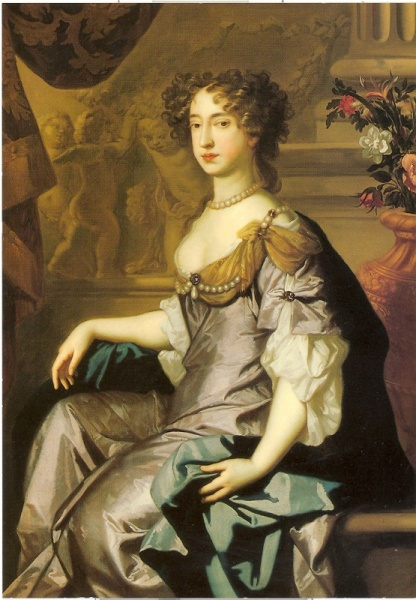Mary II by Peter Lely