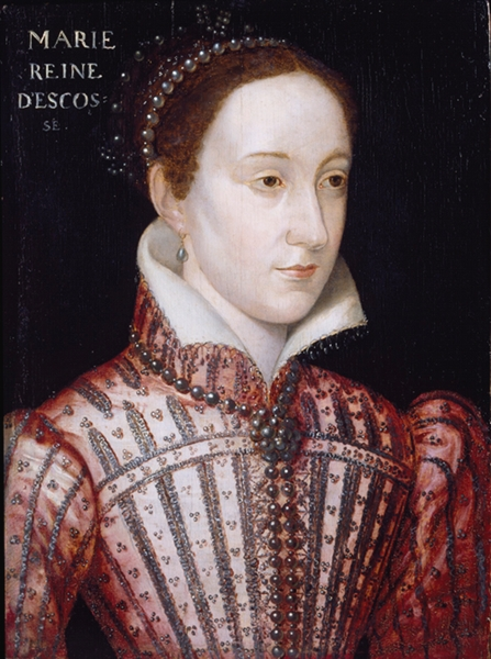 Mary, Queen of Scots after François Clouet