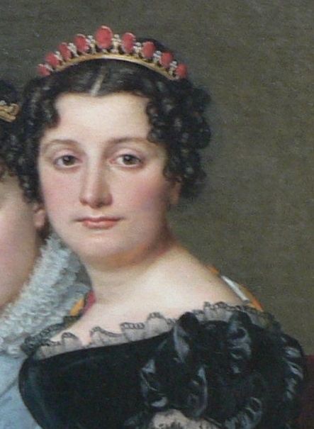 Zénaïde by Jacques-Louis David