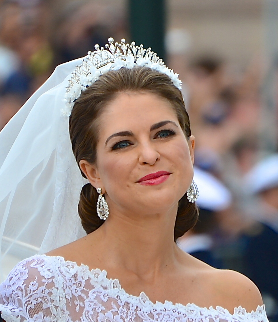 Princess Madeleine of Sweden, Duchess of Hälsingland and Gästrikland